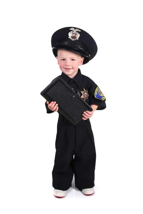 kiddie cop