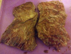 Tagliana steak
