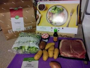 Cherry balsamic pork chops ingredients