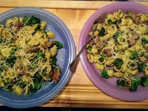 Little Ears Pasta meal kit