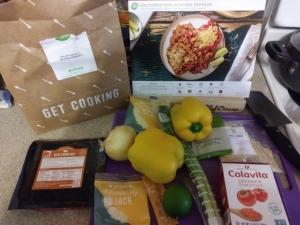 Southwestern Stuffed Peppers ingredients