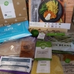 Tex-Mex Tilapia ingredients