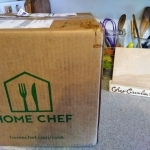 Home Chef unopened box