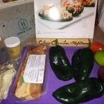Jerk Chicken Stuffed Poblanos ingredients