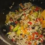 Zucchini Couscous