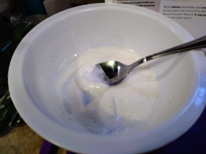 Mix crema
