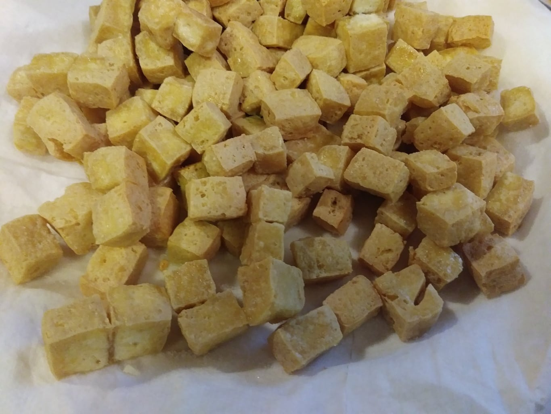 Tofu ready