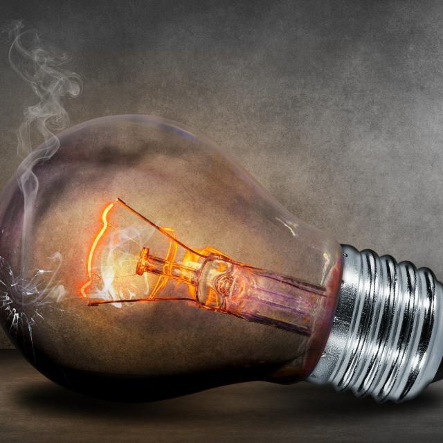 light bulb failure