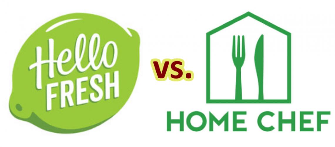 HelloFresh vs Home Chef