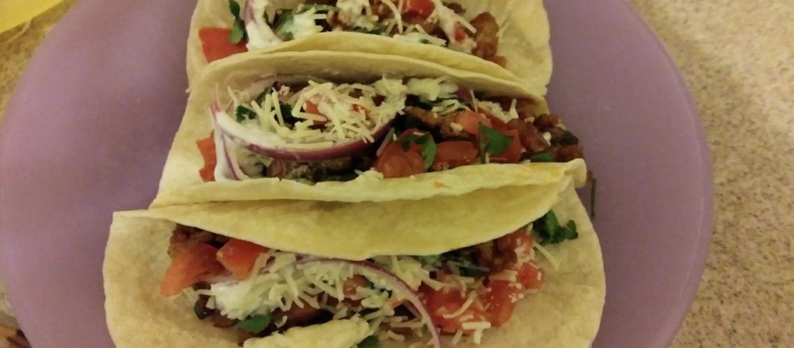 Pork Carnitas Tacos meal kit